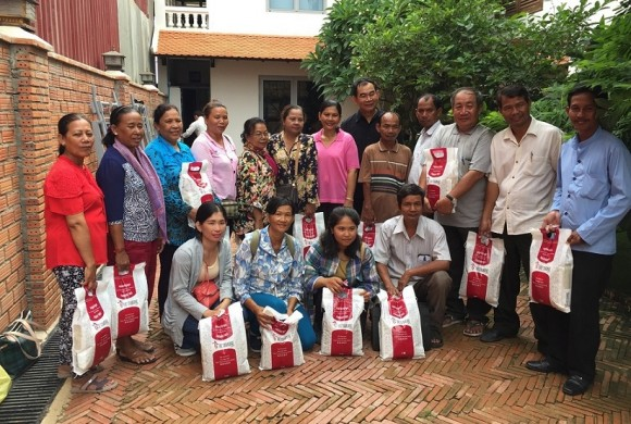 Rice Federation to encourage the purchase and distribution